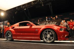 Ford Mustang Widebody SPX by Galpin Auto Sports 2012 года