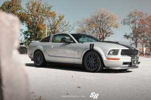 Ford Mustang by SR Auto Group 2012 года