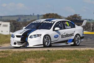 2012 Ford Performance Racing Ford Falcon V8 SuperCar COTF