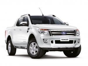 Ford Ranger Double Cab Limited 2012 года (BR)