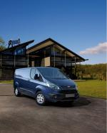 Ford Transit Custom 2012 года