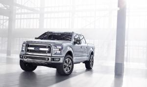 Ford Atlas Concept 2013 года