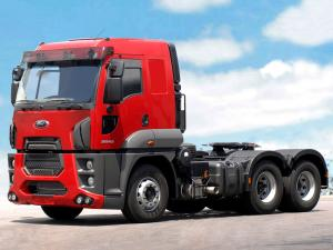 Ford Cargo 2842 6x2 2013 года