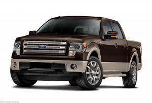 Ford F-150 King Ranch 2013 года