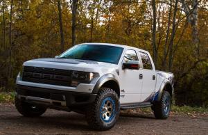 2013 Ford F-150 SVT Raptor by Roush