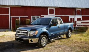 Ford F-150 XLT 2013 года