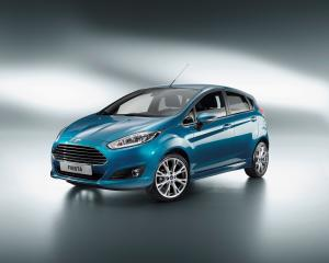 2013 Ford Fiesta 5-Door