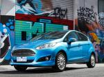 Ford Fiesta S 5-Door 2013 года