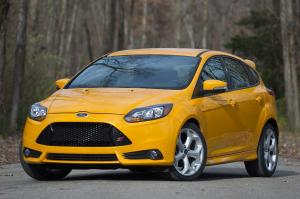Ford Focus ST 2013 года