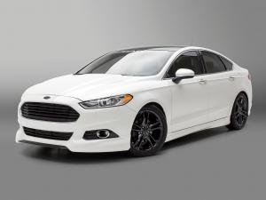 2013 Ford Fusion Styling Package by 3D Carbon