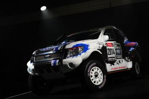 2013 Ford Global Ranger for Dakar Rally 2014