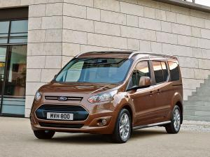 2013 Ford Grand Tourneo Connect