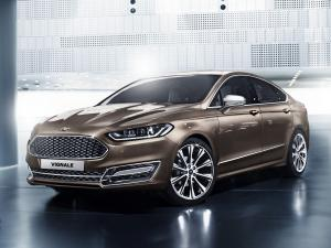 Ford Mondeo Vignale Concept 2013 года