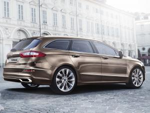 Ford Mondeo Vignale Turnier Concept 2013 года