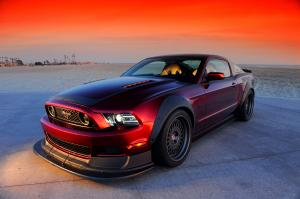 Ford Mustang GT Spec 3 by RTR and Mothers 2013 года