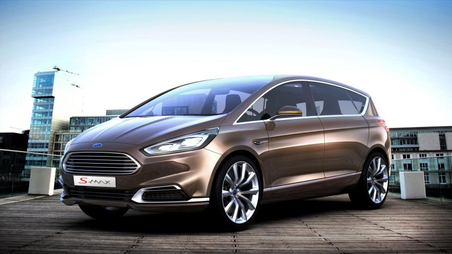Ford S-Max Concept '2013