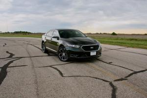 2013 Ford Taurus SHO MaxBoost 445 by Hennessey Performance