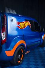 Ford Transit Connect Hot Wheels 2013 года