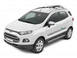 Ford EcoSport Tribe 2014 года
