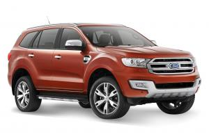Ford Everest '2014