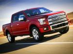 Ford F-150 Platinum 2014 года