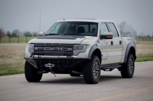 2014 Ford F-150 SVT Raptor VelociRaptor 800 by Hennessey Performance