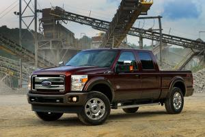 2014 Ford F-250 Super Duty King Ranch FX4