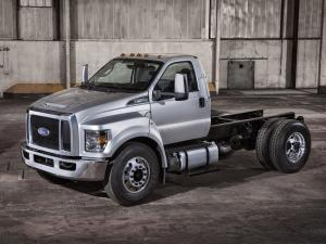 2014 Ford F-650 Super Duty Regular Cab