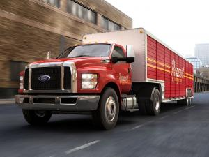 Ford F-750 Super Duty Regular Cab 2014 года
