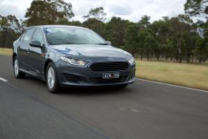 2014 Ford Falcon G6 EcoLPI