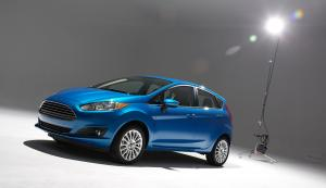 2014 Ford Fiesta 5-Door