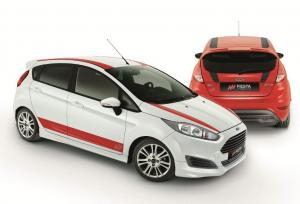Ford Fiesta Hot Hatch Edition 2014 года