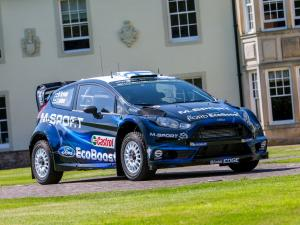 2014 Ford Fiesta RS WRC