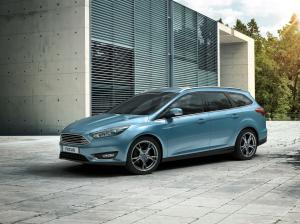 Ford Focus SW 2014 года