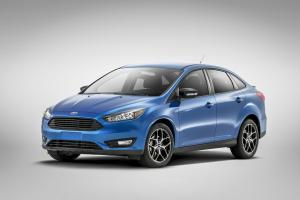 Ford Focus Sedan 2014 года