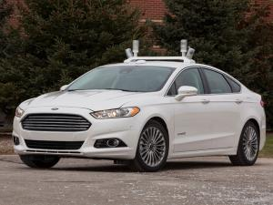 2014 Ford Fusion Hybrid Automated Research Vehicle