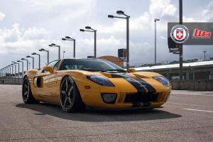 Ford GT by Heffner on HRE Wheels 2014 года