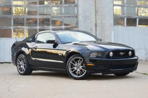 Ford Mustang GT 2014 года