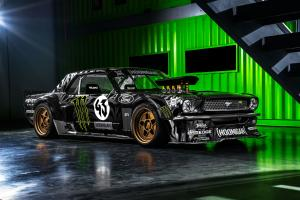 Ford Mustang Hoonigan by ASD & RTR 2014 года