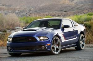 2014 Ford Mustang Stage 3 by Roush
