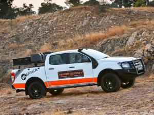 Ford Ranger Double Cab Odyssey 2014 года