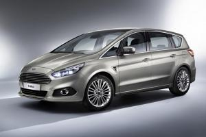 Ford S-Max 2014 года