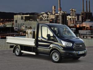 Ford Transit Chassis Cab L2 2014 года