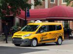 Ford Transit Connect Taxi 2014 года
