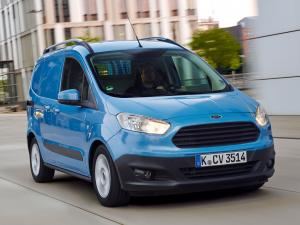 Ford Transit Courier 2014 года