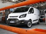 Ford Transit Custom 2014 года (AU)