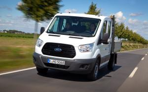 2014 Ford Transit Double Chassis Cab L3
