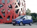 Ford Tourneo Courier (Deep Impact Blue Met) 2014 года