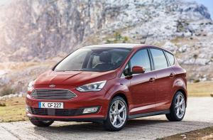 Ford C-Max 2015 года
