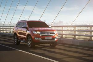 Ford Everest (TH) '2015